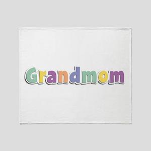 Grandmom Spring14 Throw Blanket