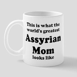 Assyrian mom Mug