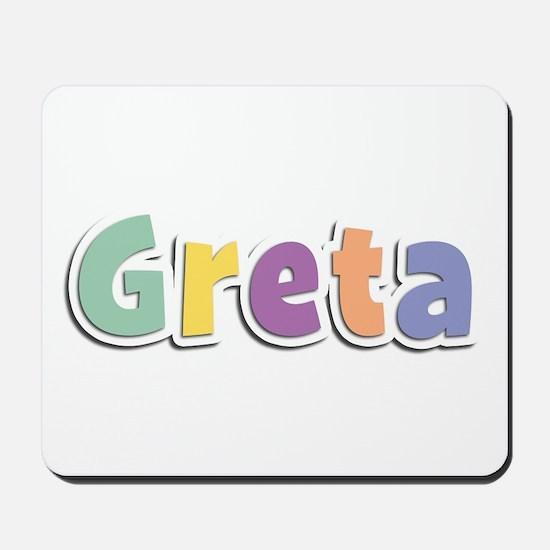 Greta Spring14 Mousepad