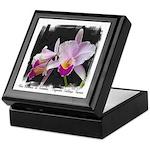 Orquidea Cattleya Trianae Keepsake Box