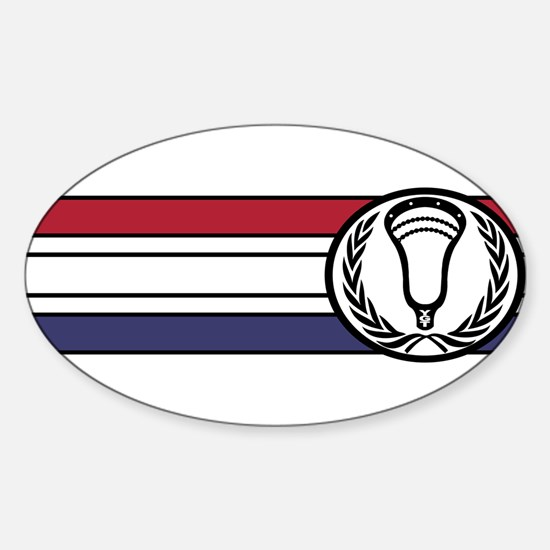 Lacrosse United 01 Decal