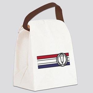 Lacrosse United 01 Canvas Lunch Bag