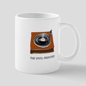 The Vinyl Frontier Mugs
