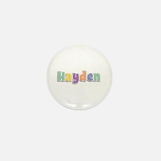 Hayden Spring14 Mini Button