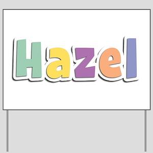 Hazel Spring14 Yard Sign