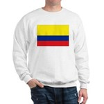 Colombian flag Sweatshirt