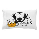 Basketball Monkey Pillow Case