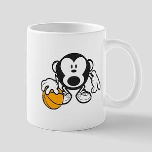 Basketball Monkey Mugs