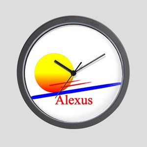 Alexus Wall Clock