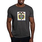 Colombia COA Dark T-Shirt