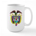 Colombia COA Large Mug