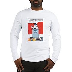 Political Slush Fund Long Sleeve T-Shirt