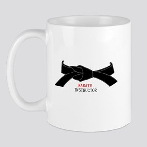 Karate Instructor Mug