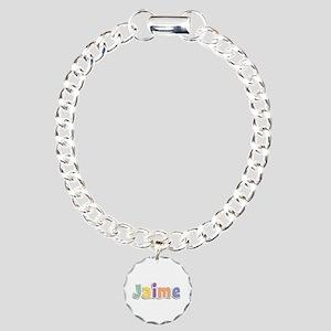 Jaime Spring14 Charm Bracelet