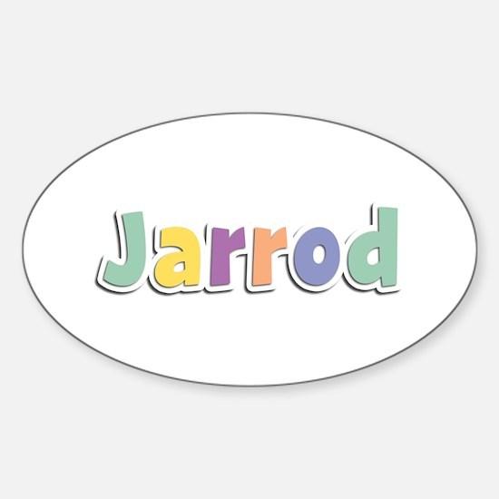 Jarrod Spring14 Oval Decal