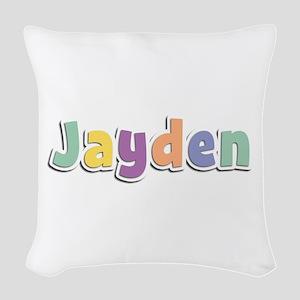 Jayden Spring14 Woven Throw Pillow