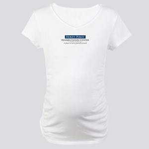 Hokey Pokey Rehab Maternity T-Shirt