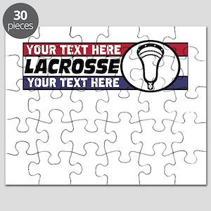 Lacrosse United v05 Custom Puzzle