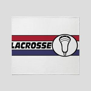 Lacrosse United 05 Throw Blanket