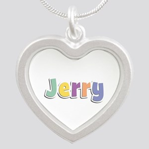 Jerry Spring14 Silver Heart Necklace