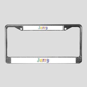 Jerry Spring14 License Plate Frame