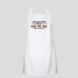 You have ONE advantage over m BBQ Apron