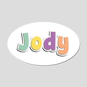 Jody Spring14 20x12 Oval Wall Decal
