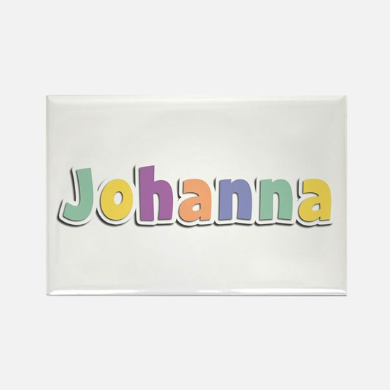 Johanna Spring14 Rectangle Magnet