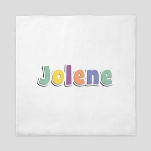 Jolene Spring14 Queen Duvet