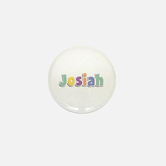 Josiah Spring14 Mini Button