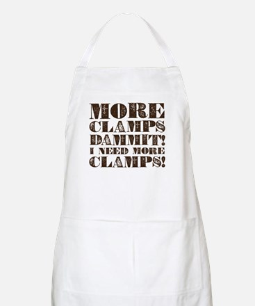 More Clamps Apron