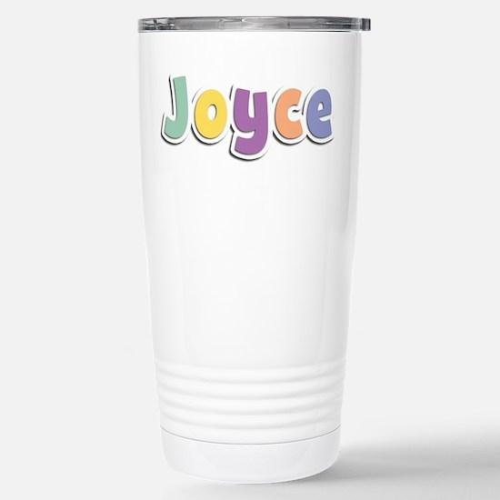 Joyce Spring14 Stainless Steel Travel Mug