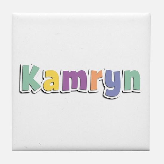 Kamryn Spring14 Tile Coaster