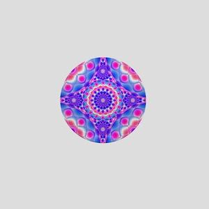 Tribal Mandala 2 Mini Button