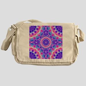 Tribal Mandala 2 Messenger Bag