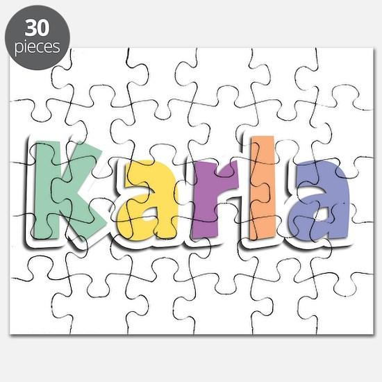 Karla Spring14 Puzzle