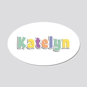 Katelyn Spring14 20x12 Oval Wall Decal