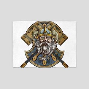 viking3 5'x7'Area Rug