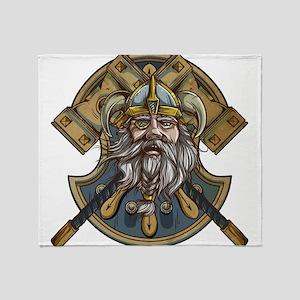 viking3 Throw Blanket