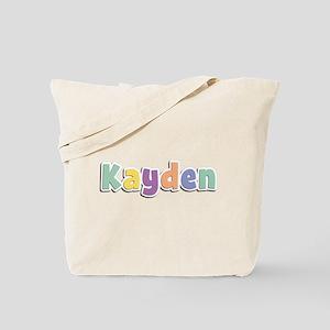 Kayden Spring14 Tote Bag