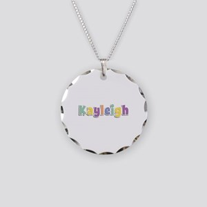 Kayleigh Spring14 Necklace Circle Charm