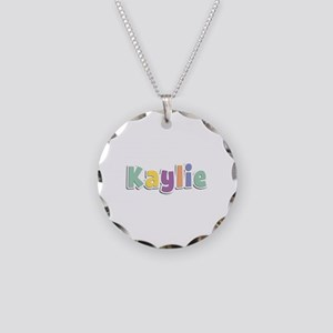 Kaylie Spring14 Necklace Circle Charm