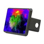 Blooming nebula Hitch Cover
