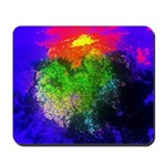 Blooming nebula Mousepad