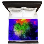 Blooming nebula King Duvet