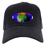 Blooming nebula Baseball Hat