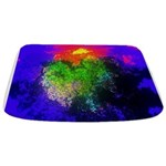 Blooming nebula Bathmat