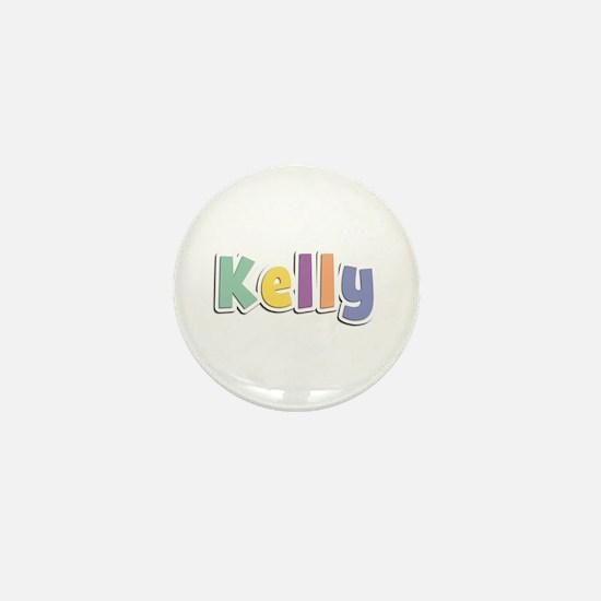 Kelly Spring14 Mini Button