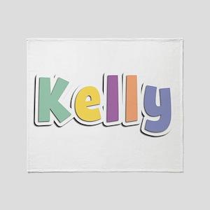 Kelly Spring14 Throw Blanket