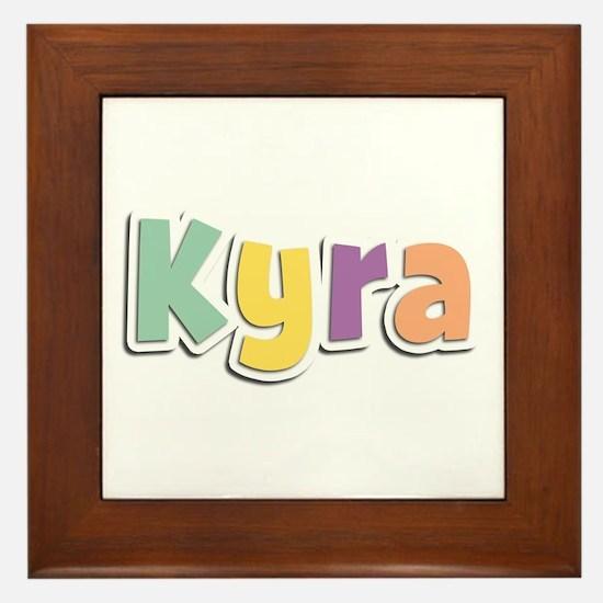 Kyra Spring14 Framed Tile
